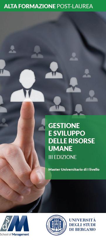 DoubleYou sponsor del Master in HR dell'Università di Bergamo