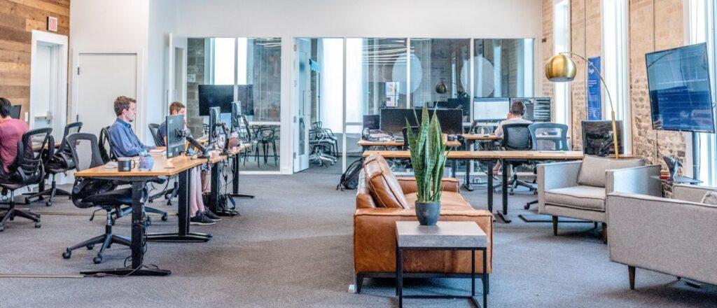 ufficio aziendale